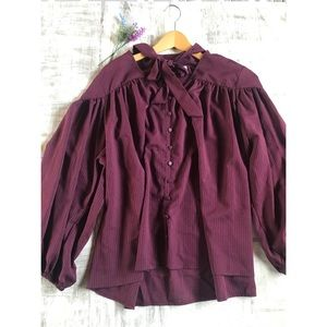 TIME and TRU blouse